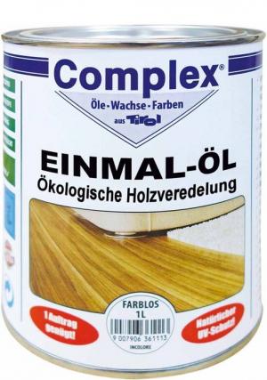 Härter zu Complex Einmalöl