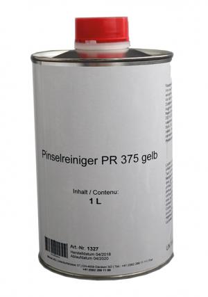 Pinselreiniger PR 375 gelb, 1 Liter