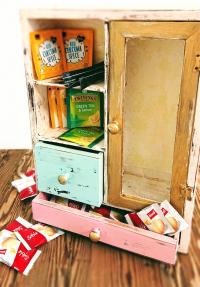 Vintage-Farblack, 1kg